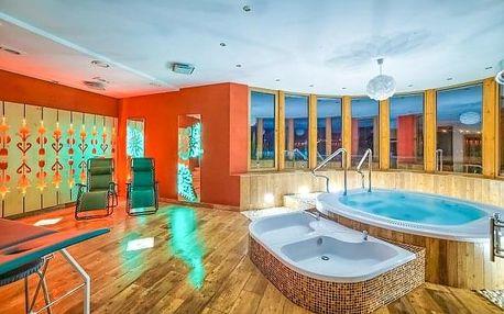 Polské Tatry: Hotel Montenero Resort & Spa se vstupem do bazénu a wellness