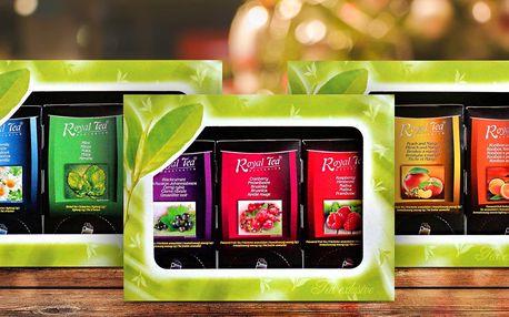 Dárkové kolekce porcovaných čajů