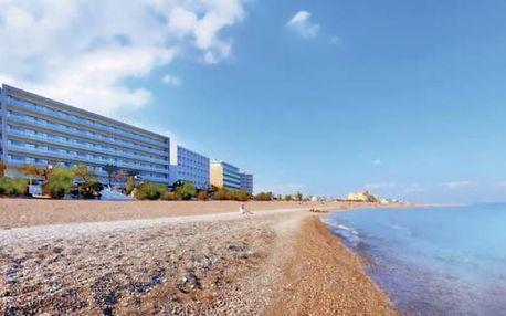 Řecko, Rhodos, letecky na 8 dní snídaně