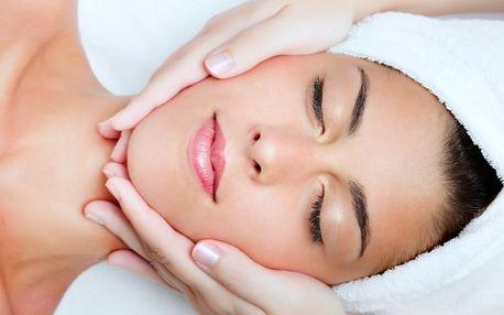 90 minut kosmetického hýčkání vč. masáže