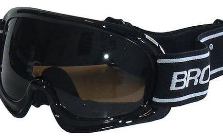 Brother 27842 Lyžařské brýle - černé