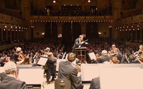 Vstupenka na koncert mistrů světové klasiky