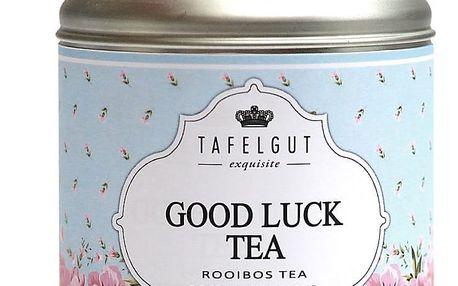TAFELGUT Čaj rooibos Good Luck - 100 gr, modrá barva