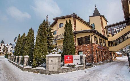 Komfortní hotel Beata*** v Polsku s mini SPA