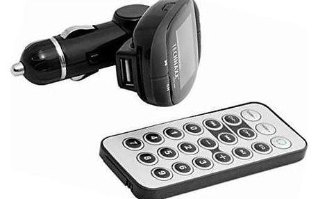 Technaxx FMT500 černý