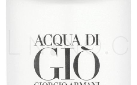 Giorgio Armani Acqua di Gio Pour Homme 50 ml toaletní voda pro muže