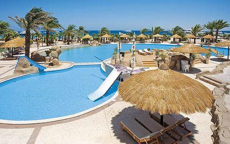 Egypt, Hurghada, letecky na 8 dní polopenze