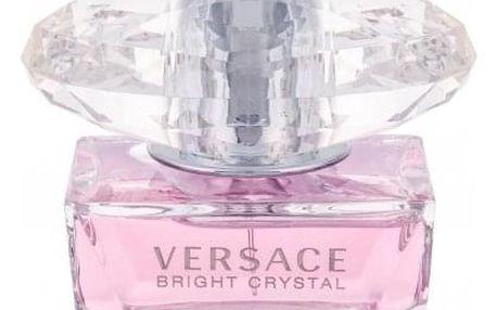 Versace Bright Crystal 50 ml toaletní voda pro ženy