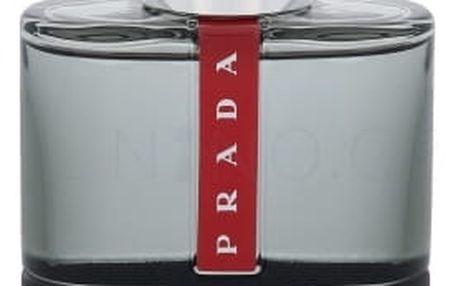 Prada Luna Rossa Carbon 50 ml toaletní voda pro muže