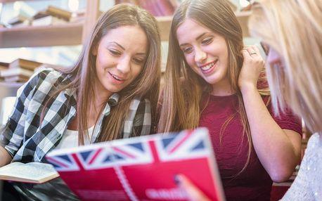 Individuální lekce angličtiny pro všechny úrovně