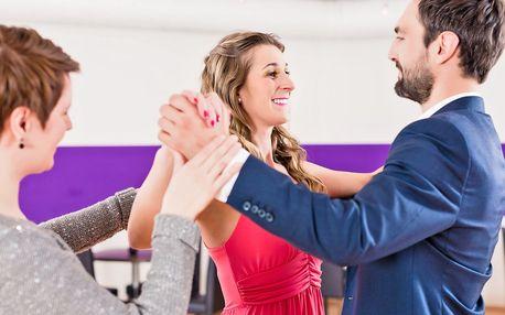 Taneční víkendový pobyt s výukou základů etikety