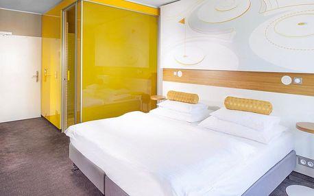 4* hotel blízko centra Prahy: večeře i wellness