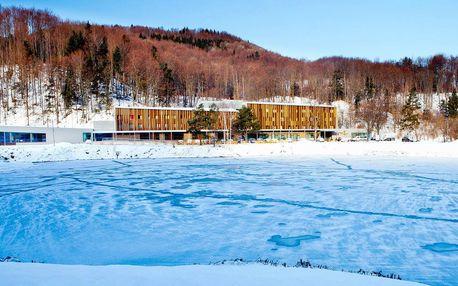 Zimní zážitky na Slovensku v hotelu Salamandra**** u svahu