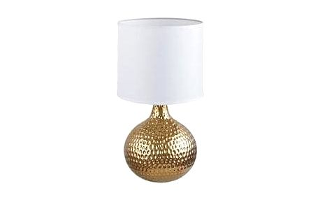 Rabalux 4977 Rozin stolní lampa, zlatá