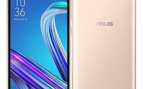 Asus Zenfone LIVE zlatý (ZA550KL-4G006EU)