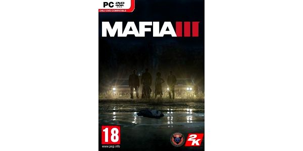 Hra 2K Games PC Mafia III (5026555064798)2