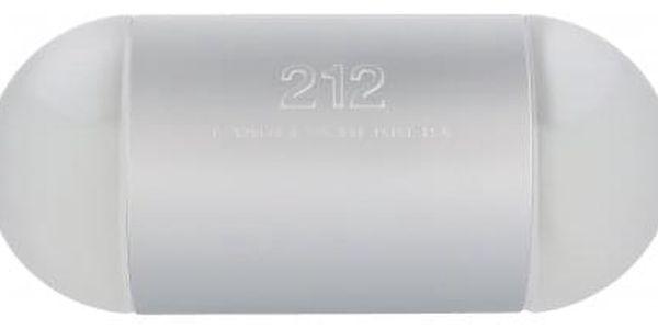 Carolina Herrera 212 NYC 100 ml toaletní voda pro ženy