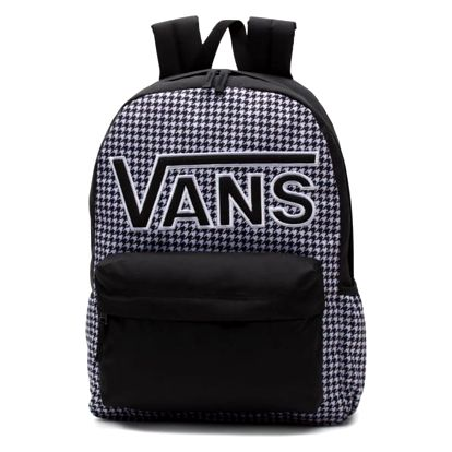 Batoh Vans Realm Flying houndstooth 22l