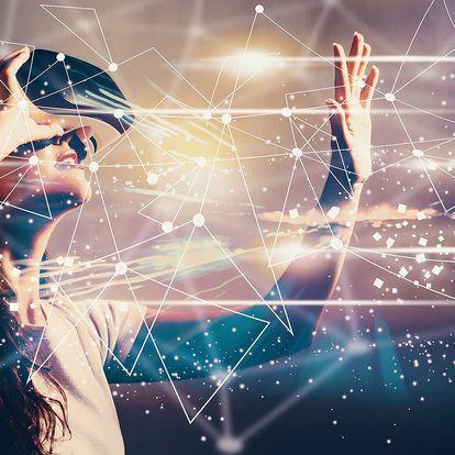 Hodina virtuální reality pro skupinu i jednotlivce