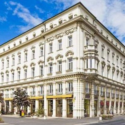 Györ: Danubius Hotel Rába City Center *** se vstupem do lázní a polopenzí