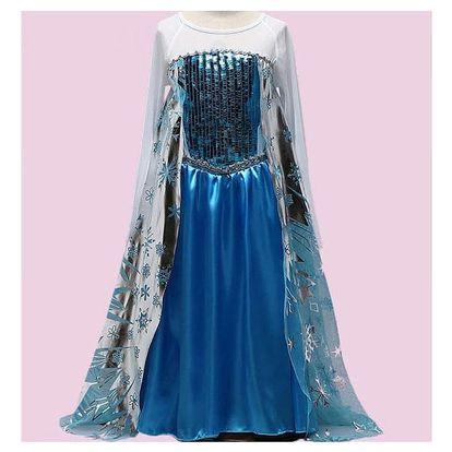 Dětské šaty pro princeznu - 2 varianty