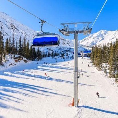 Vysoké Tatry ve vile blízko ski areálů