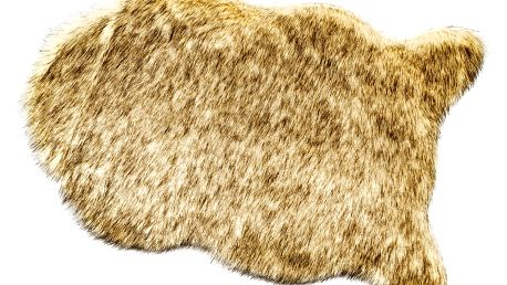 Bo-ma Kožešina Claire béžová, 60 x 90 cm