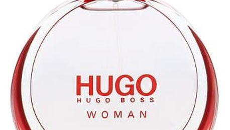 HUGO BOSS Hugo Woman parfémovaná voda 75 ml pro ženy