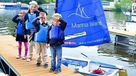 Výuková plavba na plachetnici pro děti od 6 let