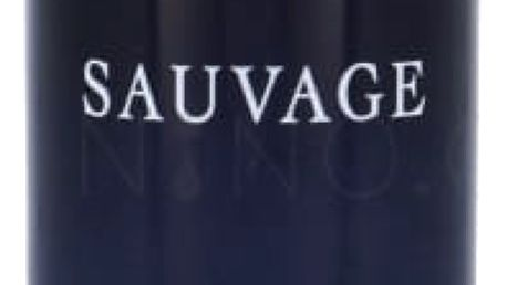 Christian Dior Sauvage 200 ml toaletní voda pro muže
