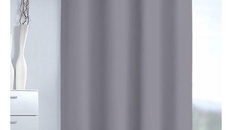 Albani Zatemňovací závěs Mia šedá, 140 x 245 cm