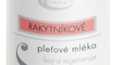 Topvet Pleťové mléko Rakytník s pantenolem, 200 ml