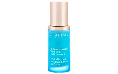 Clarins HydraQuench Intensive Serum Bi Phase 30 ml pleťové sérum pro ženy