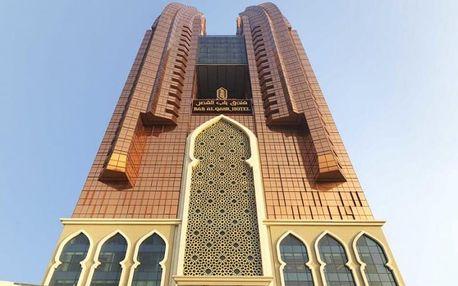 Spojené arabské emiráty - Abu Dhabi na 4 dny, snídaně s dopravou letecky z Prahy