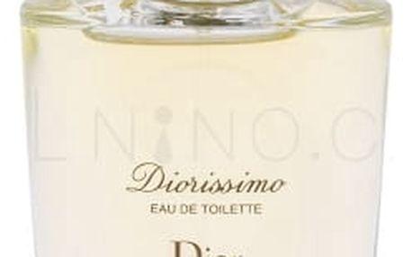 Christian Dior Les Creations de Monsieur Dior Diorissimo 50 ml toaletní voda pro ženy