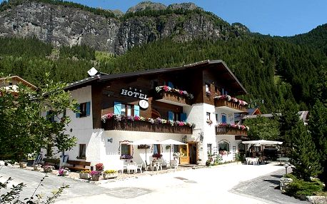 Itálie - Dolomity Superski na 4 až 6 dní, polopenze s dopravou vlastní