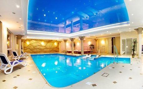 Polsko: luxus v lázeňském městě u hranic s wellness v Hotelu Adam & Spa ***