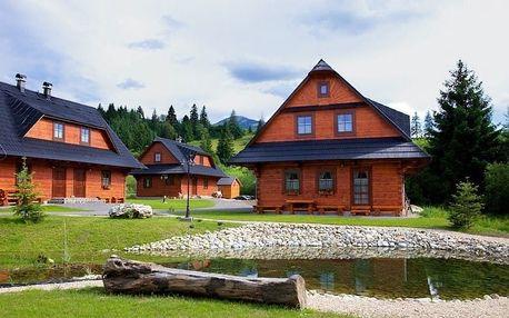 Slovensko - Západní Tatry na 3 dny, bez stravy s dopravou vlastní