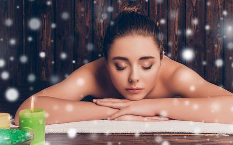 Relaxační, medová, čokoládová masáž či lávové kameny