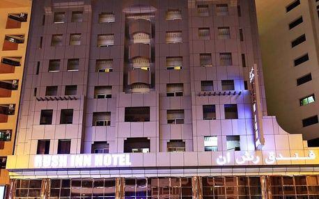 Spojené arabské emiráty - Dubai na 6 dní, snídaně s dopravou letecky z Prahy
