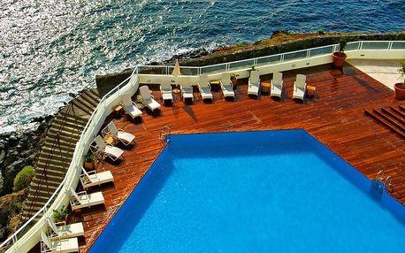 Kanárské ostrovy - Tenerife na 8 dní, snídaně s dopravou letecky z Vídně 250 m od pláže