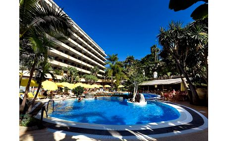 Kanárské ostrovy - Tenerife na 8 dní, polopenze nebo snídaně s dopravou letecky z Krakowa 500 m od pláže