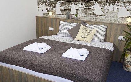 3denní pobyt plný aktivit v moderních apartmánech