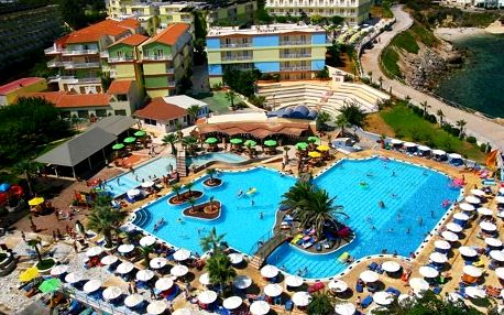 Aquapark Eri Beach & Village Hotel - Řecko, Kréta