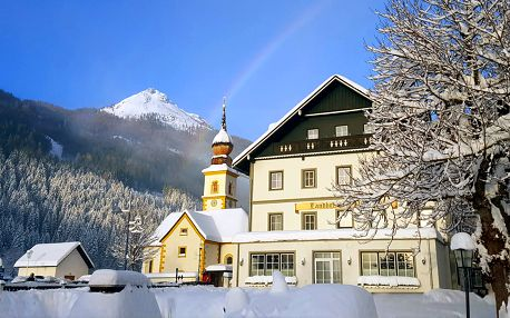 Lyžování v Rakousku: Hotel s polopenzí na 6 dní