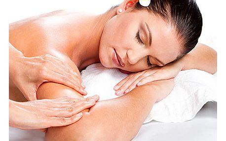 Jedinečná hodinová masáž dle výběru v centru. Užijte si ničím nerušený relax, vhodné jako dárek.
