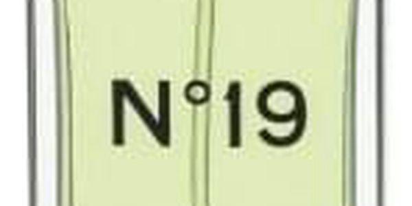 Chanel No. 19 50 ml toaletní voda pro ženy
