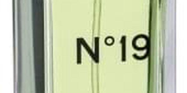 Chanel No. 19 50 ml toaletní voda pro ženy2