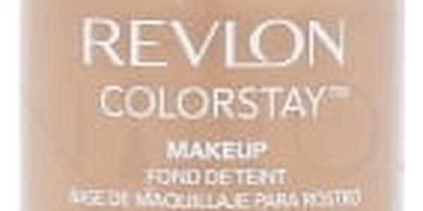Revlon Colorstay Combination Oily Skin 30 ml makeup pro smíšenou až mastnou pleť pro ženy 350 Rich Tan