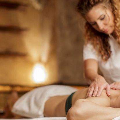 Bylinné masáže dle výběru: vůně máty i kalisie